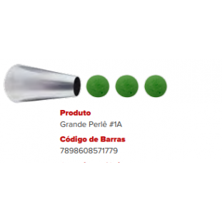 BICO INOX PERLE 1A G