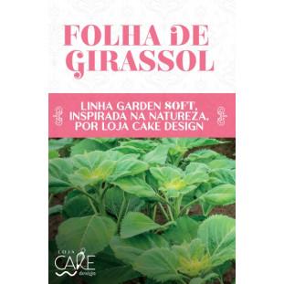 FRISADOR FOLHA DE GIRASSOL- LINHA SOFT (MACIA)